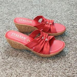 Italian Shoemakers size 6 1/2